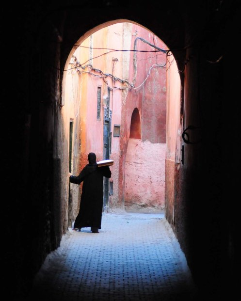 Marokko.kv.m.brød