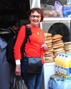 Marokko.mig med brød
