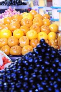 Marokko.syltede citroner.1