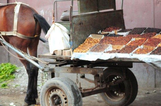 Marokko.tørrede frugter.1