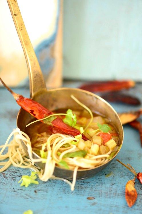 marokkansk suppe m abrikoser