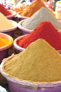 Marokko.krydderier