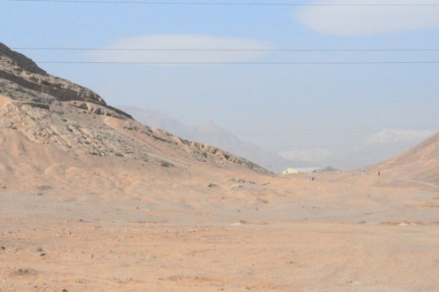 Iran.ørken