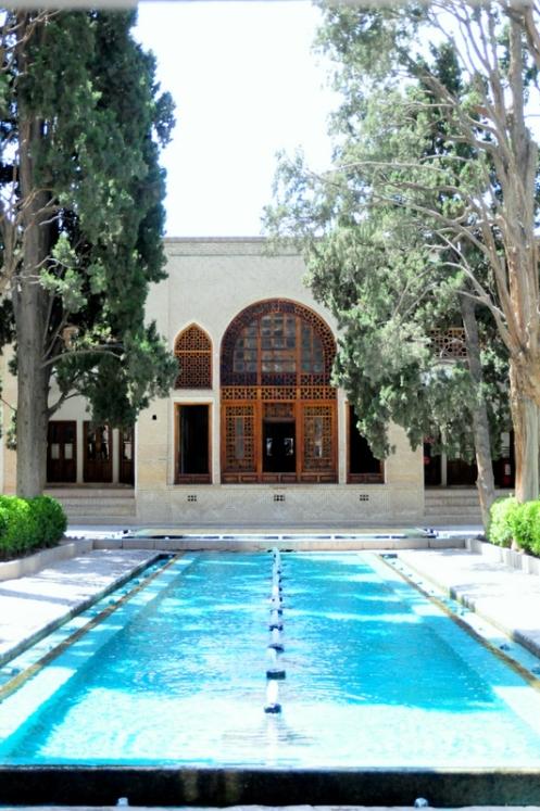 Iran.Fen garden