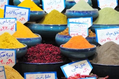 Iran.krydderier