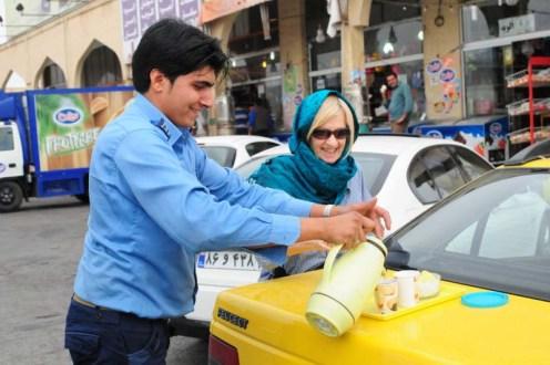 iran picnic chauffør