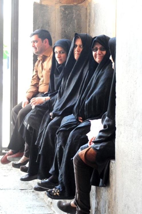 iran sorte kvinder