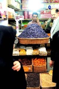 iran tørret frugt