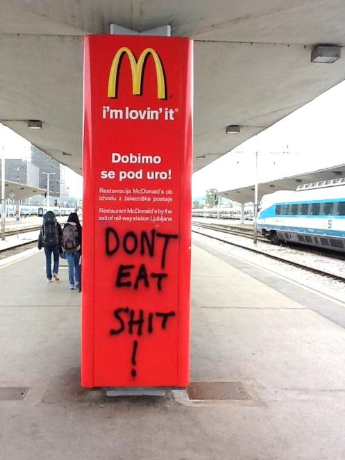 Zagreb McDonald