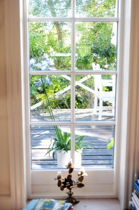 sommerhus vindue