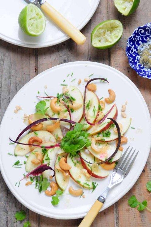 æblesalat til blog